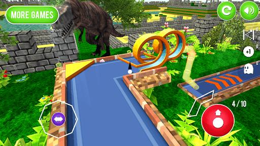 Mini Golf: Jurassic APK screenshot 1