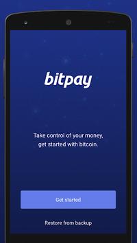 BitPay – Secure Bitcoin Wallet APK screenshot 1