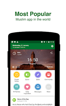 Muslim Pro - Prayer Times, Azan, Quran & Qibla APK screenshot 1