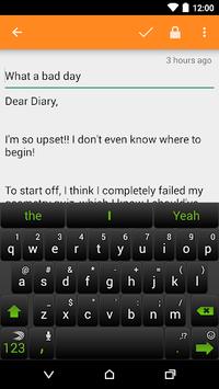 Offline Diary APK screenshot 1