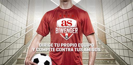 Biwenger pc screenshot