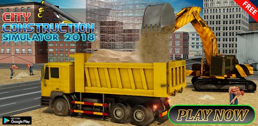 City Construction Simulator 2018 pc screenshot