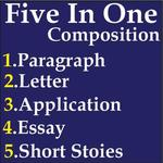 Composition Five In One icon