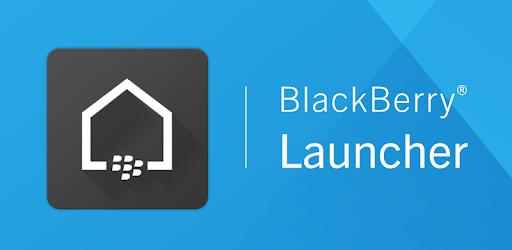 BlackBerry Launcher pc screenshot