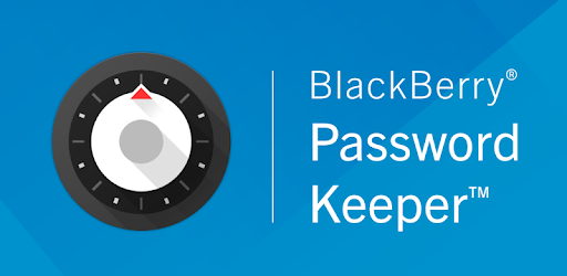 BlackBerry Password Keeper pc screenshot