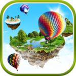 Flying Islands Live Wallpaper FOR PC