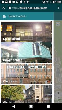 UWE Bristol APK screenshot 1