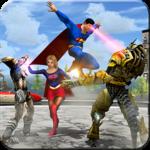 Superboy Revenge: Super Girl Hero icon