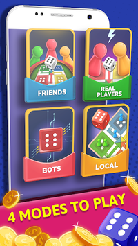 Ludo Game : New(2018)  Ludo SuperStar Game APK screenshot 1