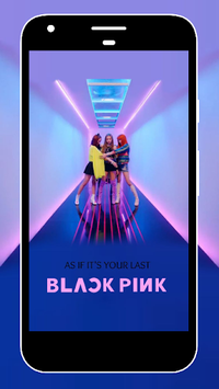 Black Pink Wallpapers Kpop APK screenshot 1