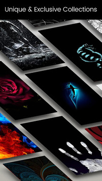 Black Wallpaper, AMOLED, Dark Background: Darkify APK screenshot 1
