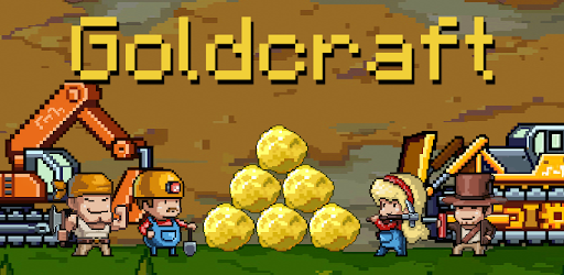Goldcraft: Idle Games pc screenshot