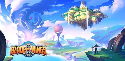 Blade & Wings: Future Fantasy 3D Anime MMORPG Game pc screenshot