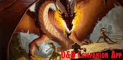 D&D Companion App pc screenshot