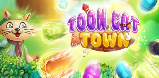 Toon Cat Town - Toy Quest Story Tune Blast Games pc screenshot