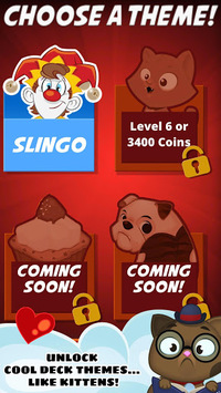 Slingo Showcase: Bingo + Slots APK screenshot 1