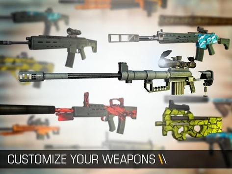 Bullet Force APK screenshot 1