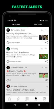 Bleacher Report: sports news, scores, & highlights APK screenshot 1