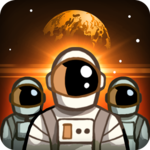 Idle Tycoon: Space Company APK icon