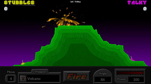 Pocket Tanks APK screenshot 1