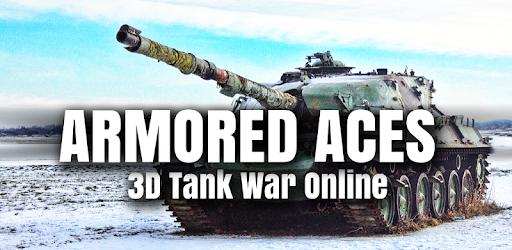 Armored Aces - 3D Tank War Online pc screenshot
