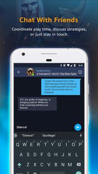 Blizzard Battle.net APK screenshot 1