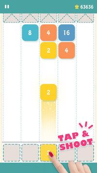 Shoot n Merge - Block puzzle APK screenshot 1