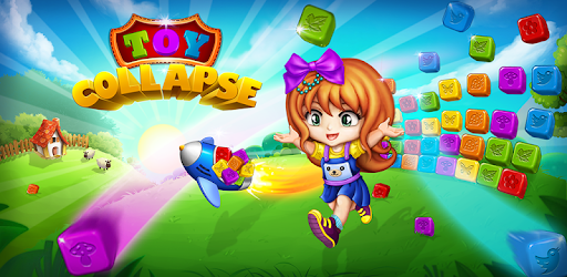 Toy Collapse: Match-3 Box, Crush Cubes Puzzle pc screenshot