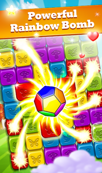 Toy Collapse: Match-3 Box, Crush Cubes Puzzle APK screenshot 1