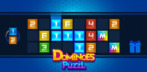 Dominoes Puzzle Science style pc screenshot