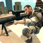 American City Sniper Shooter icon