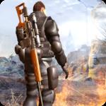Sniper Ghost Commando Warrior - Jungle Survival icon