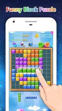 Block Gems: Classic Block Puzzle Games APK screenshot 1