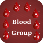 Blood Group Information icon