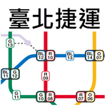 Taipei Metro Route Map for pc icon
