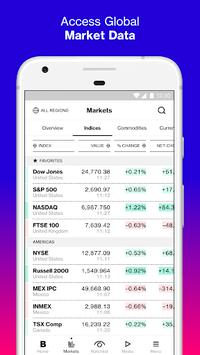 Bloomberg: Market & Financial News APK screenshot 1