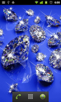 blue diamond wallpaper free APK screenshot 1