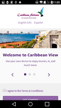 Caribbean View APK screenshot 1