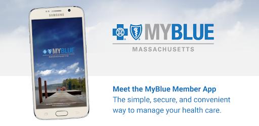 BCBSMA MyBlue Member App pc screenshot