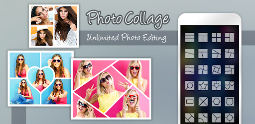 Auto Collage Photo Grid Maker , Pics Frame Editor pc screenshot