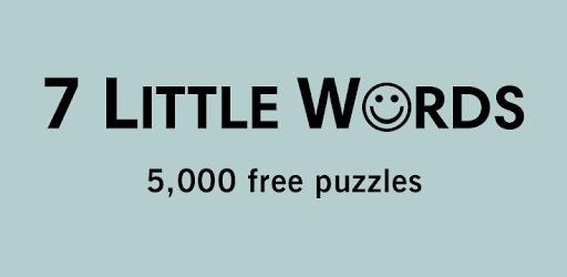 7 Little Words Express: A fun twist on crosswords pc screenshot