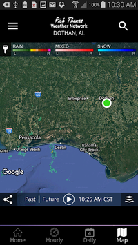 Rich Thomas Weather Network APK screenshot 1