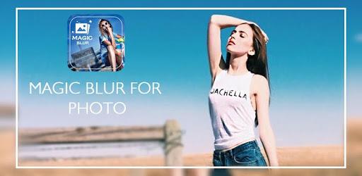 Magic Blur for Photo pc screenshot