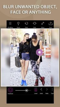 Magic Blur for Photo APK screenshot 1