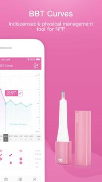 Femometer - Fertility Tracker APK screenshot 1