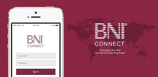 BNI Connect® Mobile pc screenshot