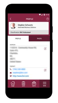 BNI Connect® Mobile APK screenshot 1