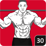 30 Day Body Fitness - Gym Workouts to Lose Weight icon