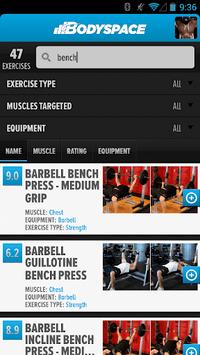 BodySpace - Social Fitness App APK screenshot 1