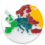 Europe Map Quiz - European Countries and Capitals FOR PC